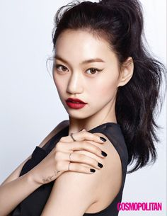 Kim Do Yeon is Featured in Cosmopolitan | Koogle TV