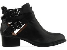 Jeffrey Campbell Everly in Black at Solestruck.com