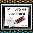 En este paquete de escritura cada alumno podrá practicar a escribir el alfabeto legiblemente y escribir oraciones completas de la A hasta la Z....