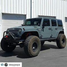 Jeep Jku, Jeep Wrangler Rubicon, Jeep Wrangler Unlimited, Jeep Wranglers, My Dream Car, Dream Cars, Jeep Baby, Badass Jeep, Jeep Truck