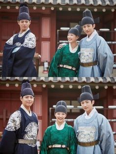 'Moonlight Drawn by Clouds' Park Bo-geom, Kim Yoo-jeong and Jin Young getting ready for youthful love triangle