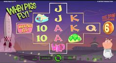 When Pigs Fly ti ponúka možnosť zabaviť sa už dnes v DoubleStar kasíne s 50 roztočeniami zadarmo. http://www.hracie-automaty.com/novinky/ziskaj-50-roztoceni-zadarmo-na-novinke-when-pigs-fly #doublestar #whenpigsfly #hracieautomaty #vyhra #roztoceniazadarmo