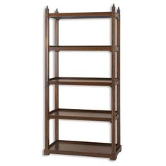 Brearly Bourbon Etagere