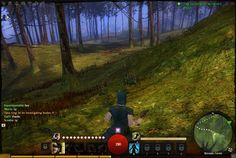a wee green hill from a non afterlifer in GW2