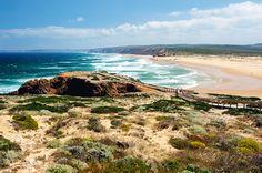 Bordeira beach (Algarve) - Portugal