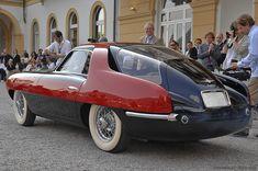 Pegaso Z-102 Thrill at Villa D'Este