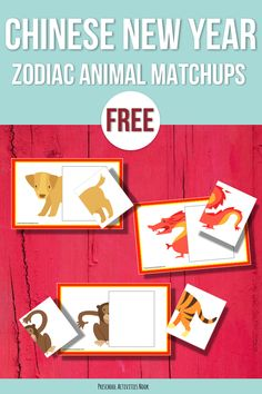 Do you celebrate the Chinese Lunar New Year in your class? This set of Chinese Zodiac printables will be a great addition to your Chinese New Year preschool theme. I love using the Chinese Zodiac when we're talking about Chinese New Year. Young children really enjoy animals in all contexts and this is a really … Read more...