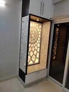 Living Room Partition Design, Pooja Room Door Design, Room Partition Designs, Living Room Tv Unit Designs, Home Room Design, Home Interior Design, Wardrobe Design Bedroom, Bedroom Furniture Design, Wooden Front Door Design