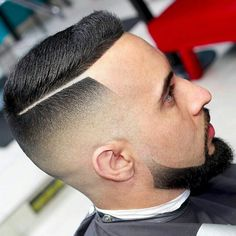 Haircut by showcasebarbers http://ift.tt/1WjiQzB #menshair #menshairstyles… More
