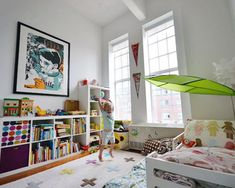 kids room - cool walls