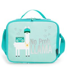 No Prob-Llama Lunch box. Love this! | Back to school 2016