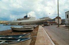 #Paros #Greece #Beautiful #Old #Vintage #Vacation #Boat #Cruise #Ocean #Summer #Culture