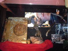 The Mummy Book  of Amun-Ra prop