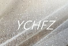 Rice White seersucker embroidery fabric, Sequins fabric, Gauze fabric, DIY wedding dress fabric  - 140 cm wide x 1m - yc