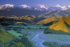 South Island, New Zealand - an amazing place I've been lucky enough to visit