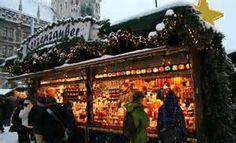 Christkindl Market in Munich