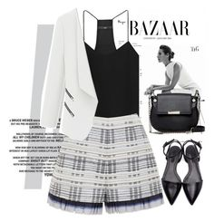 """Untitled #285"" by jovana-p-com ❤ liked on Polyvore featuring TIBI, SUNO New York, Alexander Wang and French Connection"