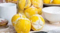 Она разрезала лимон и засыпала его солью. Когда я увидела результат — сделала то же самое!