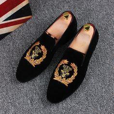 6369e889ff23 45 Best Men s velvet loafers images