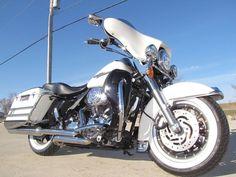 2005 Harley-Davidson Touring ROAD KING POLICE