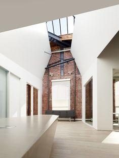 Index Ventures / Garcia Tamjidi Architecture Design--- Ubicación: San Francisco, Estados Unidos