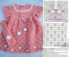 Smocking Patterns Baby Patterns Crochet Motifs Crochet Patterns Baby Girl Dresses Baby Dress Crochet For Kids Baby Knitting MacrameImage gallery – Page 307863324526319619 – Artofit Crochet Toddler Dress, Crochet Baby Dress Pattern, Crochet Baby Cardigan, Crochet Fabric, Crochet Motifs, Baby Girl Crochet, Crochet Baby Clothes, Crochet Patterns, Crochet Baby Dresses