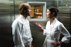 Aaron Eckhart and Catherine Zeta-Jones in No Reservations