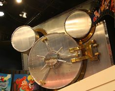 """""""Duh! . . . What did you think the Disney Vault would look like?"""""""