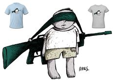 New Shirt Design, Shirt Designs, Cuban, War, Cartoon, Children, Artist, Shirts, Fictional Characters