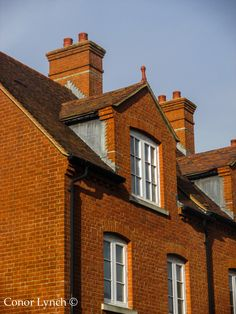Poundbury, Dorchester, Dorset, UK.  Superb brick work.  New traditional architecture.