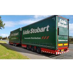 Meet this week's #Truckoftheweek  Kim Michelle - M478 - MX64 GSY Spotted on the A19. Photo by Louise Hill #stobart #stobartspotter #eddiestobart #trucks #trucking #transport #drawbar #friday #sunny #uk #roads #travel