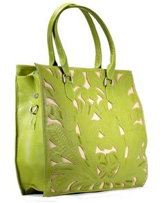 Classic N/S Cutout Tote.... I LOVE THE COLOR!