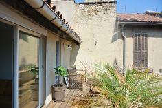 Rénovation d'un appartement à Marseille - ACVV ARCHITECTURE - terrasse.