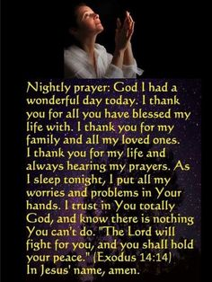 So, God, am I taking up too much time in prayer or is it I enjoy the closeness in prayer?