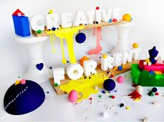 83 3D Typography Design Inspirations - You The Designer - 3D Typography Design Modelling (хүүхдийн нэвтрүүлэгт зориулж хийнэ)