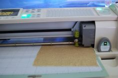 How to Cut Fabric with the Cricut Die Cutting Machine