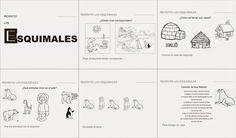 Actividades para guardería: Proyecto para infantil: los esquimales