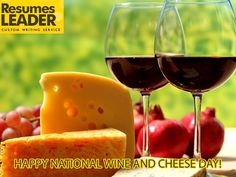 Happy National Wine and Cheese Day! #nationalwineandcheeseday