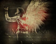 Michael Jackson Quote by ~soundingheartbeats on deviantART
