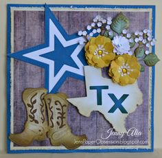 Cheery Lynn Designs Blog: Texas Rose by Jenny Alia