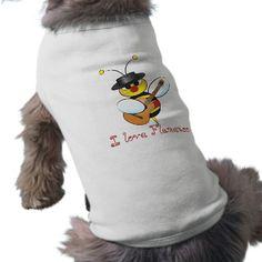 Flamenco Pet Clothing by MilaCroft