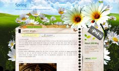 7 SEO Friendly Free Blogger Templates for 2013 - CoDer..Desire...!!!