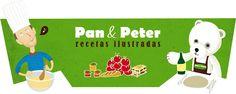 EL BLOG DE COCINA DE PAN Y PETER. Con recetas en ilustraciones. http://panypeter.blogspot.com.es/