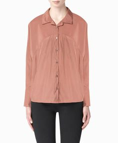 Dusty Rose Blouse (LMFAO!)
