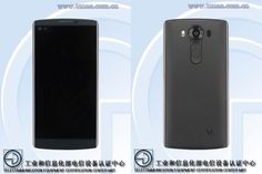 Mystery LG Device With Embedded Camera Surfaces On TENAA