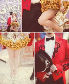 Get creative with your engagement photo wardrobe. Wear something that expresses your style and personality!