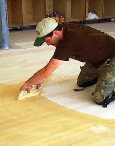 How To Refinish Hardwood Floors Floor Refinishing