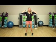 Winsor Pilates for Your Arms : Stretches & Workout Tips