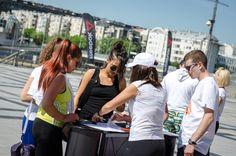Urban Fitness by Jasmina Aleksandrov @ južni plato Kombank Arene 9. maj 2015.   Photo: Aleksandar Dmitrović Urban Fitness
