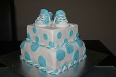 Lewis Christening cake